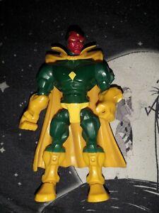 Marvel Super Hero Mashers Vision Action Figure Avengers 2016
