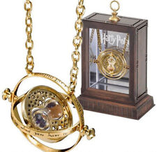 Harry Potter Time Turner Time Turner Hermione Pendant Necklace Noble Collection