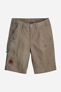 Elkline Shorts Sit Up kurze Hose für Herren braun in der Größe L NEU