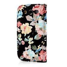 Gemusterte Handy-Schutzhüllen aus Kunstleder für das Samsung Galaxy S III