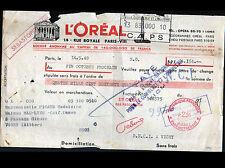 """PARIS (VIII°) USINE de PRODUITS de BEAUTE & pour COIFFEUR """"L'OREAL"""" en 1949"""