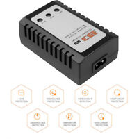 RC B3 Pro Compact Balance Charger for 2S 3S 7.4V 11.1V Lithium LiPo Battery