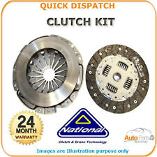 3 PIECE CLUTCH KIT FOR FIAT PUNTO 1.2 2003 - 2010 CK9675 4196