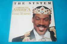 """THE SYSTEM """" COMING TO AMERICA """" MAXI SINGLE 12"""" 45 RPM NUOVO"""