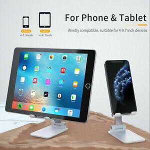 Desktop Phone holder Adjustable/ Tablet for  iPhone Samsung foldable-top rate