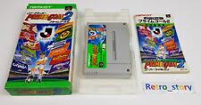 Super Famicom Prime Goal 2 JAP
