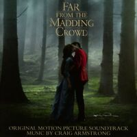 CRAIG ARMSTRONG - FAR FROM THE MADDING CROWD/OST  CD NEU
