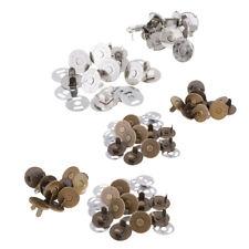 20 ensembles fermoir magnétique s/'enclenche bouton aimant couture artisanat