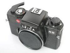 Leica r5, juntas atrás deben ser renovadas, de lo contrario instai. ok