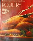 "NEW*NEVER OPENED ""Better Homes and Gardens-Poultry"" 1986**"