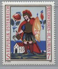 Österreich Austria 2251  Feuerwehr - Heiliger Florian, Schutzpatron 1998 **