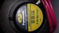 TOPAZ Conveyor Motor Panasonic M8RA25GV4Y Matsushita