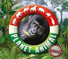 Planet Animal: Saving Earth's Disappearing Animals, Taylor, Barbara, Very Good B