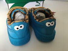 Puma x Sesame Street Basket Mono V Cookie Monster blue Toddler shoes sneakers