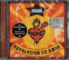 Maná: Revolucion De Amor, italian version with Zucchero  - CD