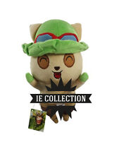 LEAGUE OF LEGENDS TEEMO PELUCHE GRANDE plush lol pupazzo doll super account lv 2