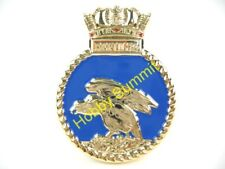 HMS REPULSE  WWII Royal Navy Battlecruiser 1/350 1/700 Model Display Badge Crest