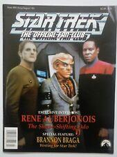 Star Trek - The Official Fan Club Magazine #92  July/August 1993