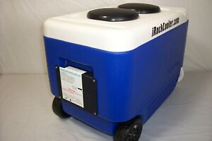 Wheeled cooler with Stereo & Bluetooth, a must for spring break