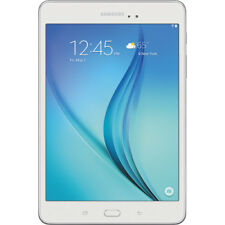 "SAMSUNG GALAXY TAB A SM-T350 16GB WI-Fi 8"" TABLET GPS WHITE SM-T350NZWAXAR"