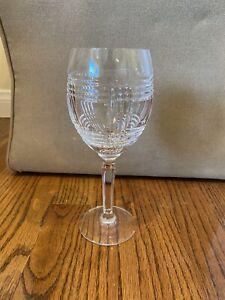 Ralph Lauren Glen Plaid Wine Glass 8 1/4