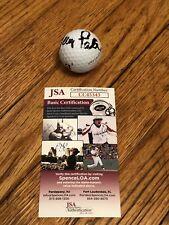 JERRY PATE SIGNED PLAYERS CHAMPIONSHIP GOLF BALL RARE JSA 2