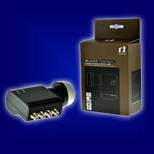 Inverto Black Premium Quattro LNB 0,2 db ULN+ Ultra Noise für Multischalter