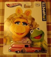 2013 Hot Wheels POP CULTURE FACTORY TAMPO ERROR MUPPETS '59 Chevy Delivery R/R
