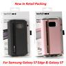 Tech21 EVO Wallet Book Folio Credit Card Case For Samsung Galaxy S7 & S7 Edge