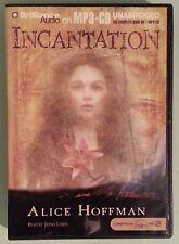 alice hoffman  INCANTATION  MP3 CD