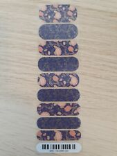 Jamberry Nail Wraps Half Sheet Clara Belle