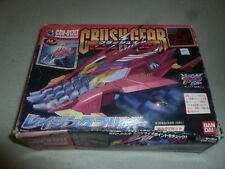 New Crush Gear Series Cgv-012Lt Raging Bullet Model Kit Japan Bandai Nib 2002 >