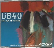 Ub40/Tell me is it true * NEW CD MAXI * NUOVO *