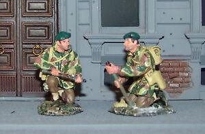 Thomas Gunn COMM007 - Two Inch Mortar set with Crew - Commando