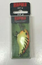 Lot of one Rapala DT- 4 Fishing Lure Crankbait Girlfriend Color Bass Pike E83