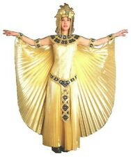 Tabis characters cleopatra Egyptian gold adult costume deluxe rental quality
