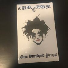 Curezum - One Hundred Years / The Top cassette single sealed cure Metal x SEALED
