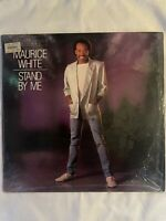 "MAURICE WHITE-Stand By Me- 12"" Vinyl Record LP - EX"