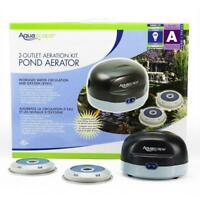 Aquascape Pond Air 2 75000 Pond Aeration Pond Aerator Kit