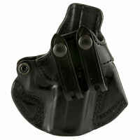 Desantis Cozy IWB Holster for Glock 43/43X, Right Hand, Black Leather