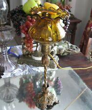 GORGEOUS ANTIQUE ART DECO LAMP