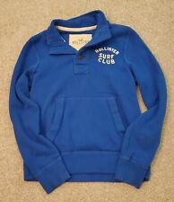 Men's XL Hollister Sweatshirt by Abercrombie Fitch Surf Club - Warm & Comfy