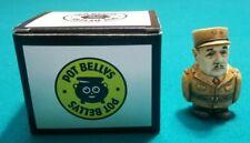 Harmony Kingdom Ball Historical Pot Belly Charles De Gaulle Bellys