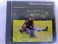 Selections from Elephants, Rachael Yamagata 4-TRACK DJ ONLY CD VERY RARE MINT!