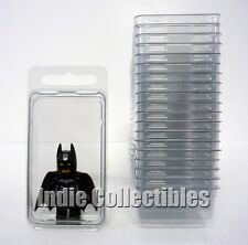 MINI BLISTER CASE LOT OF 20 Action Figure Display Protective Clamshell X-SMALL