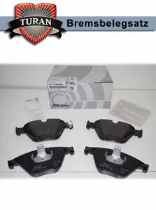 BMW Original Juego Pastillas de Freno Forros Delantero R+L 34116850885 5 530d