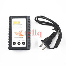RC B3 Balance Charger For 2S 3S 7.4V 11.1V Lithium Lipo Battery fast free CA