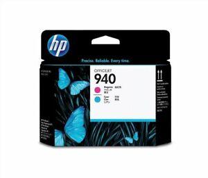 Tête d'impression magenta-cyan pour HP 940 C4901A ORIGINAL