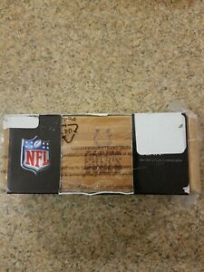 NFL Indianapolis Colts Elan Deluxe Waiter's Corkscrew in Bamboo Gift Box, new