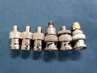 BNC to SMA Adapter - 6 sets
